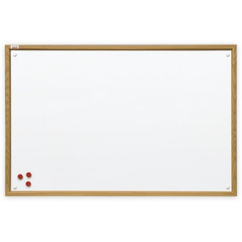 Tablica biała lakierowana 90x60