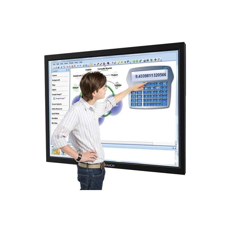 Tablica interaktywna Ctouch LCD 70''