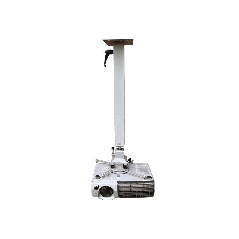Uchwyt sufitowy do projektorów – model D przedłużenie 64-110,5  cm