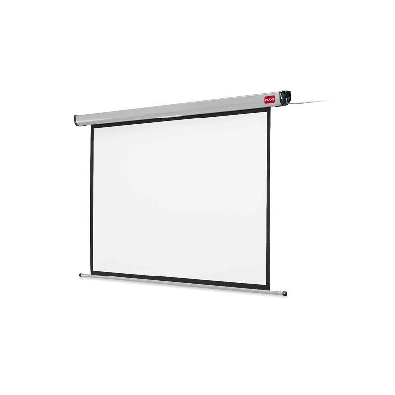 Ekran elektryczny NOBO 160 x 120