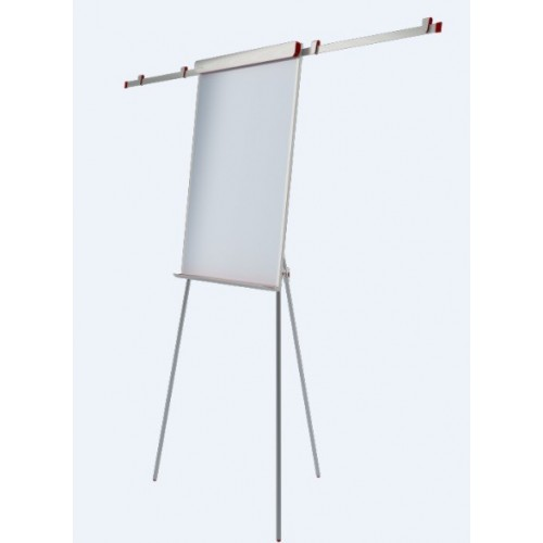 Flipchart 2x3 RED Eurochart 70x100