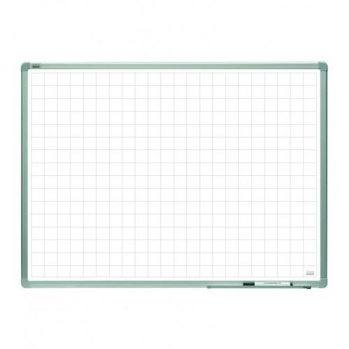 Tablica magnetyczna w kratkę lakierowana 170 x 100