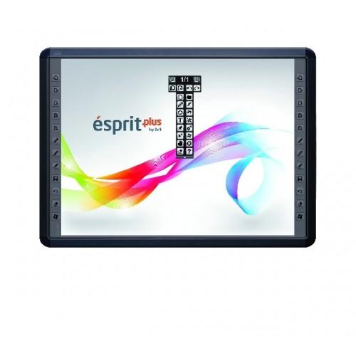 Zestaw interaktywny ESPRIT Plus + NEC VE281 + uchwyt + okablowanie