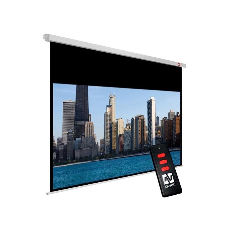 Ekran projekcyjny AVtek Cinema Electric 200 16:9