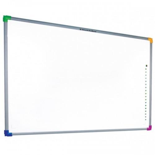 Zestaw interaktywny DualBoard 1279+ projektor Benq MX806ST+ uchwyt ścienny