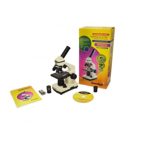 Mikroskop Levenhuk D2L NG