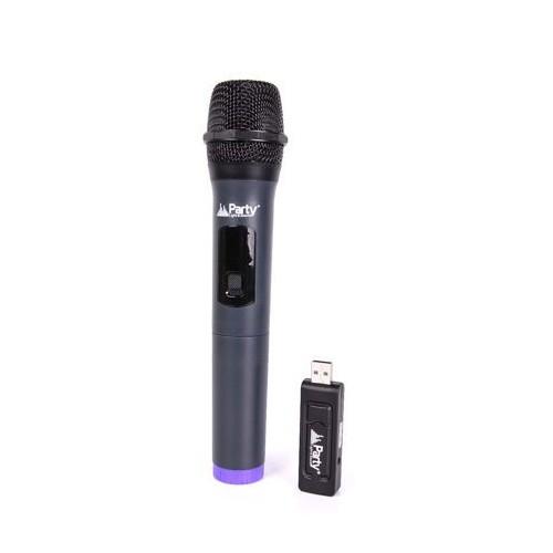 Mikrofon bezprzewodowy UHF Party Light&Sound WM-USB