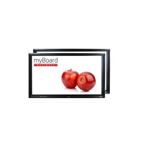 """Dwa monitory MyBoard LED 65"""""""