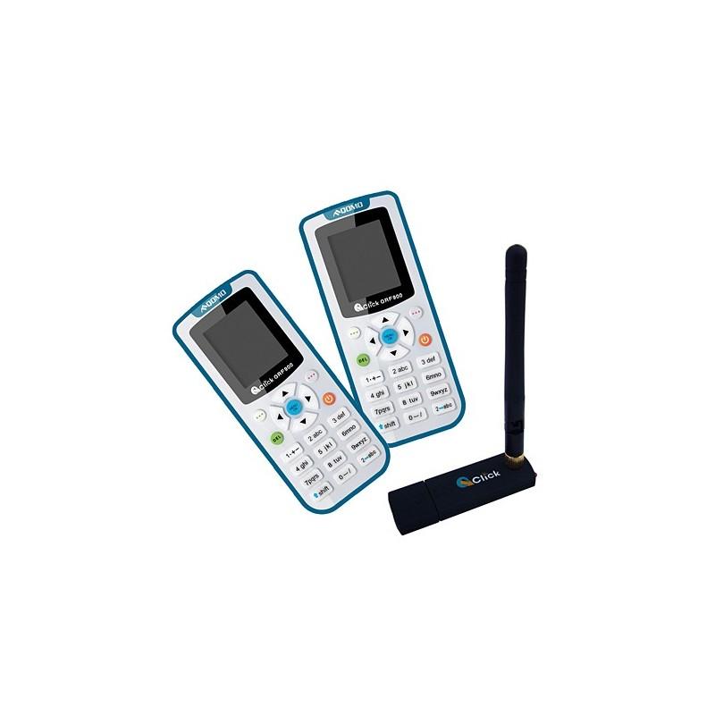 System do testów QClick QRF900 (24+1)