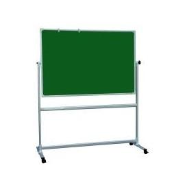 Tablice obrotowe zielone i białe