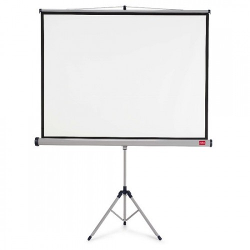 Ekran na trójnogu NOBO 150x113, 8cm
