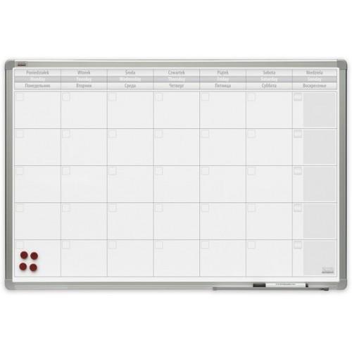 Planer miesięczny Office 90x60 lakierowany