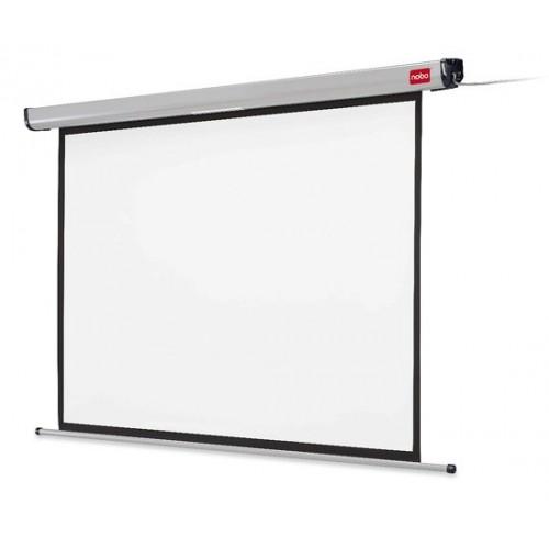 Ekran elektryczny NOBO - przekątna 300 cm