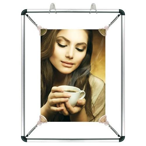 Sprężynkowa ramka plakatowa 420 × 594 mm