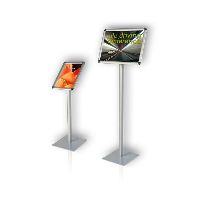 Tablica informacyjna na stojaku 148×210 mm