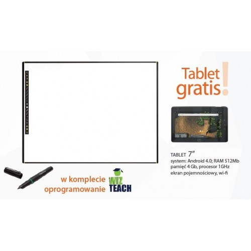 Tablica interaktywna ēno™ + tablet gratis!