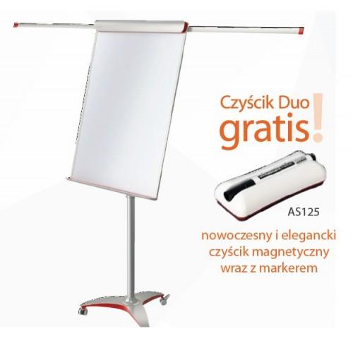 Flipchart 2x3 RED Mobilechart PRO 70x100 + czyścik Duo gratis!