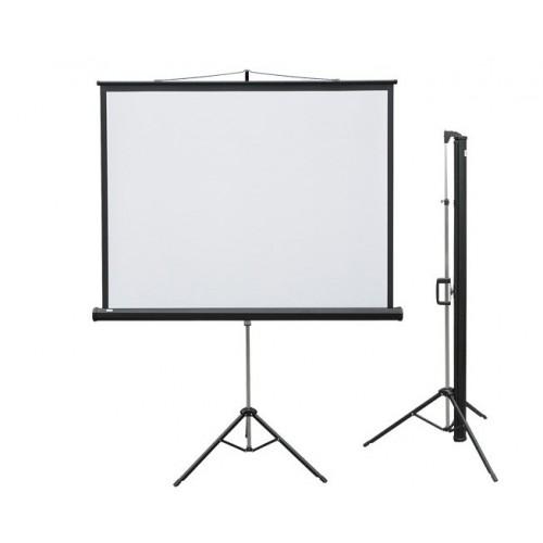 147x108 Ekran projekcyjny 2x3 POP na trójnogu