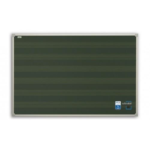 Tablica kredowa lakierowana z nadrukiem w pięciolinie 85x100