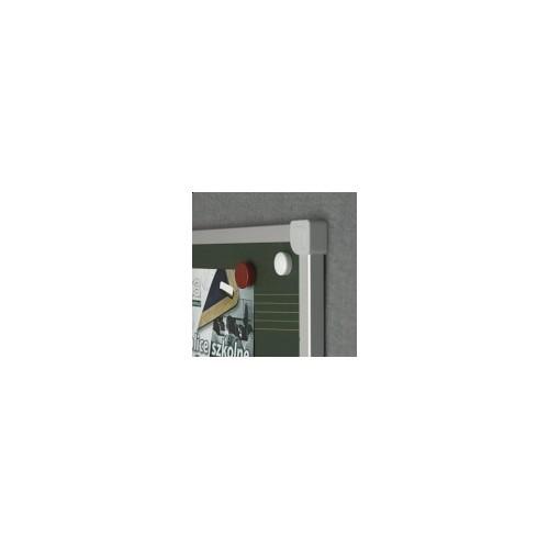 Tablica kredowa suchościeralna i magnetyczna lakierowana z nadrukiem w pięciolinie 85x100