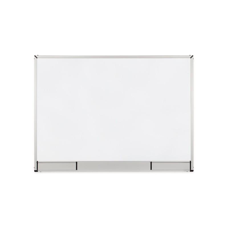 Tablica biała lakierowana 120x90 Starboard ALU