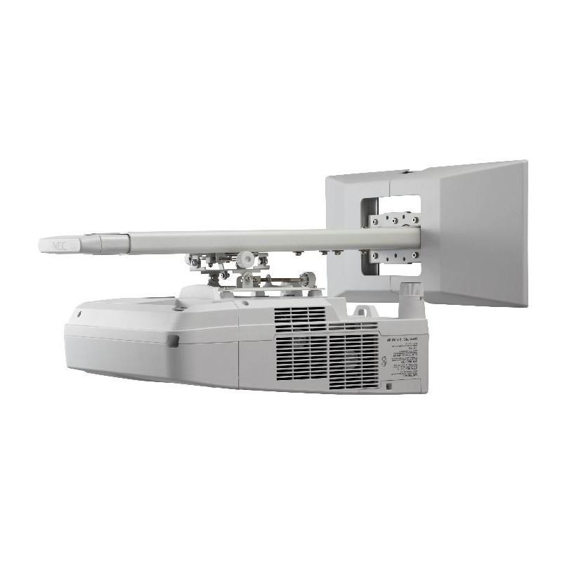 Projektor Nec UM330X w komplecie z uchwytem ściennym (Ultra Short)