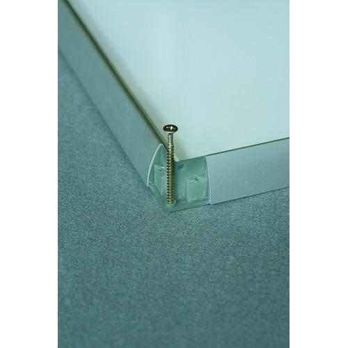 Gablota jednoczęściowa lakierowana wewnętrzna 51x37