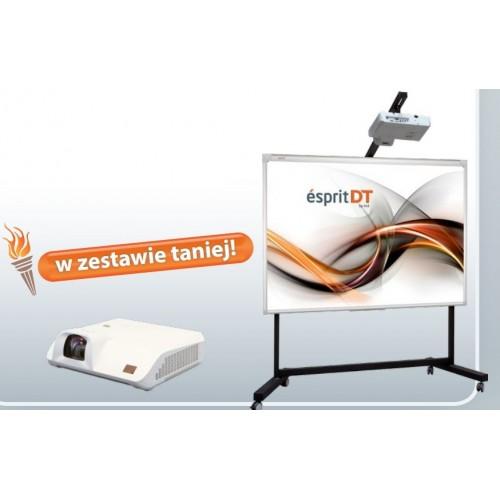 Zestaw interaktywny Esprit DT GO - PROMOCJA