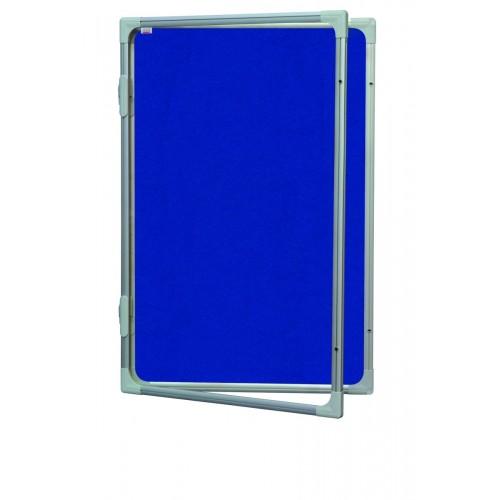 Gablota jednoczęściowa tekstylna wewnętrzna 90x120