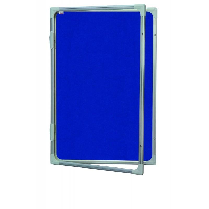 Gablota jednoczęściowa tekstylna wewnętrzna 60x90