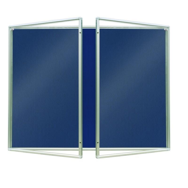 Gablota jednoczęściowa tekstylna wewnętrzna 180x120