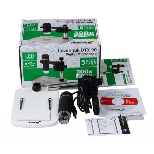 Mikroskop cyfrowy Levenhuk DTX 90