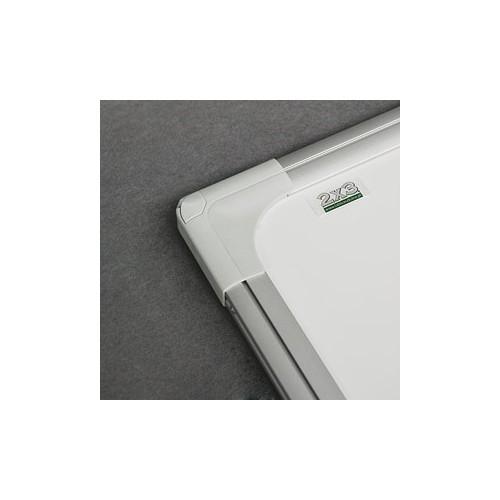 Tablica biała ceramiczna 170x100 wersja szkolna ALU