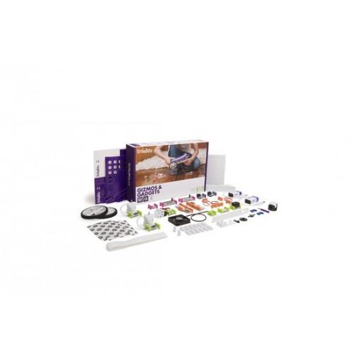 little bits gizmos & gadgets kit vol. 1