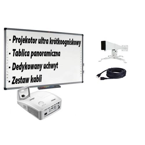 Zestaw interaktywny AVtek TT-Board 100 Pro + Vivitek D755WT
