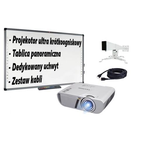 Zestaw interaktywny Avtek TT-Board 100 Pro + ViewSonic 5553Lws