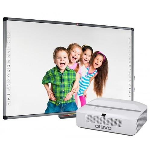 Zestaw interaktywny Avtek TT-Board 100 Pro + Casio Casio XJ-UT311WN