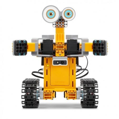 Jimu TankBot zabawka edukacyjna interaktywny robot do nauki programowania