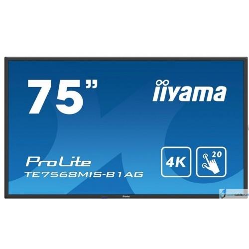 "Monitor interaktywny 75"" IIYAMA ProLite TE7503MIS-B1AG 75"" 4K"