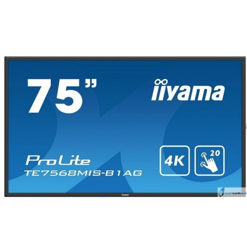 "Monitor interaktywny 75"" IIYAMA TE7568MIS-B1AG"