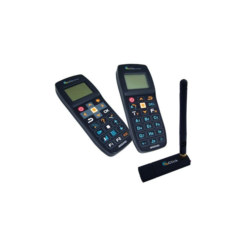 System do testów QClick QRF600 (32+1)