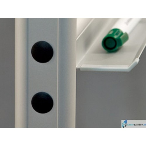 Obrotowa lakierowana magnetyczna 120x90 + szczoteczka el. Braun i czapka Euro 2012