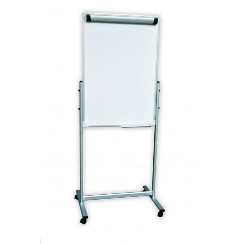 Flipchart 2x3 dwustronny lakierowany 100x70cm