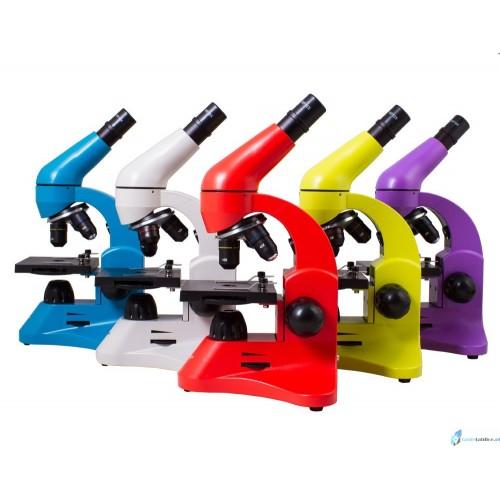 Mikroskop Levenhuk Rainbow 50L - dostępny w wielu kolorach