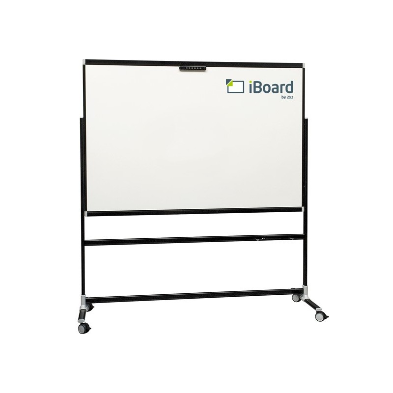 Tablica interaktywna uBoard ( Mobilna przystawka + tablica suchościeralna magnetyczna + mobilny statyw)
