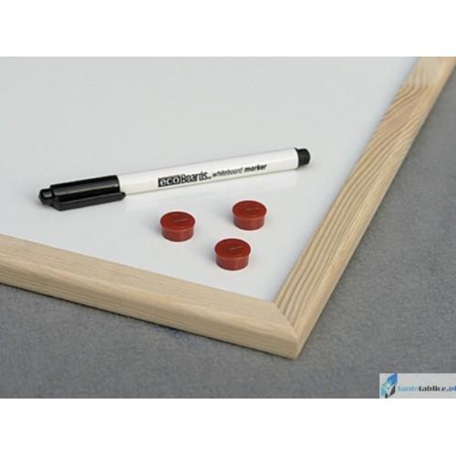 Tablica suchościeralna i magnetyczna EcoBoards 40x30