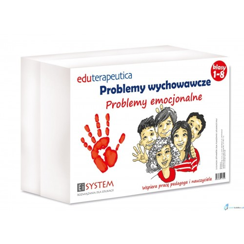 Eduterapeutica Problemy wychowawcze: Problemy emocjonalne