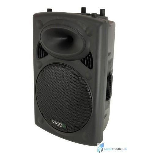 "KOLUMNA IbizaSound SLK15A-USB AKTYWNA 15""/38CM 800W Z USB/MP3"