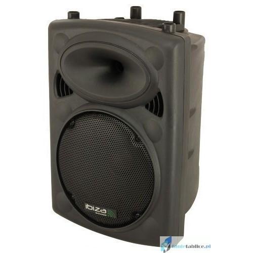 "KOLUMNA IbizaSound SLK8A-USB AKTYWNA 10""/25CM 400W Z USB/MP3"
