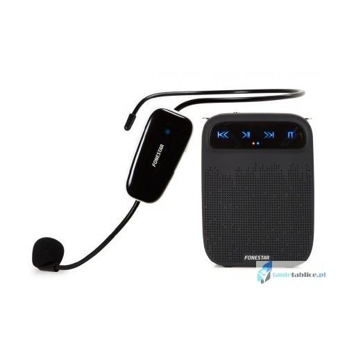 Wzmacniacz głosu bezprzewodowy z mikrofonem Fonestar ALTA-VOZ-W